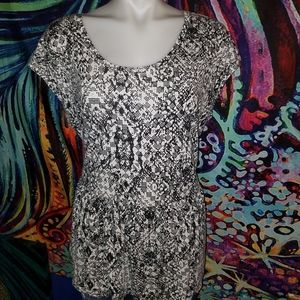 Women's Stretchy Short Sleeved Top